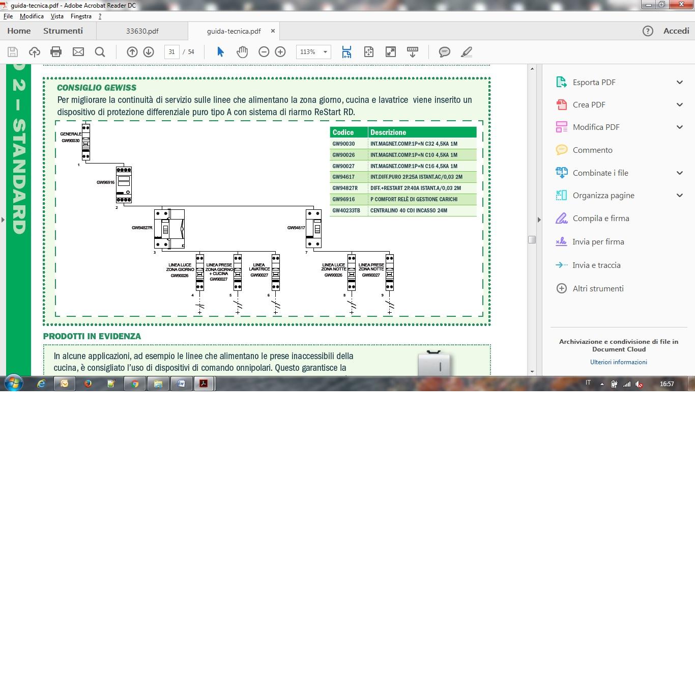 Schema Elettrico Trifase : Guida: impianto e collegamenti elettrici forum piano cottura