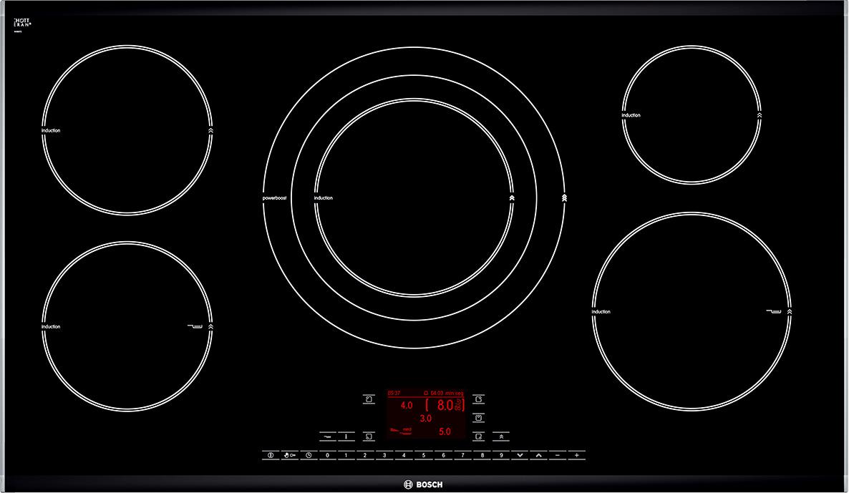 Elenco modelli di piani cottura ad induzione bosch for Dimensioni piano cottura