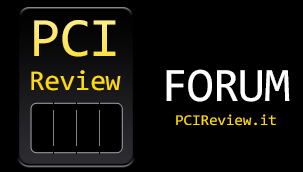 PCI Review Forum