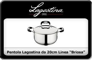 Recensione pentola per induzione da 20cm lagostina briosa for Lagostina briosa