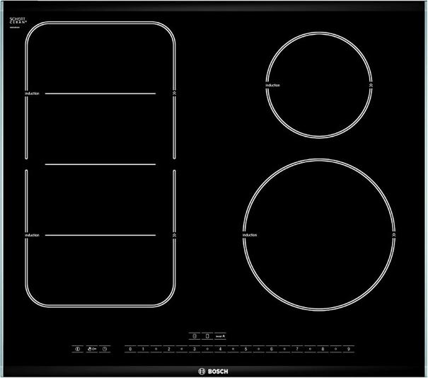 Recensione piano cottura ad induzione Bosch PIN675N14E con ...